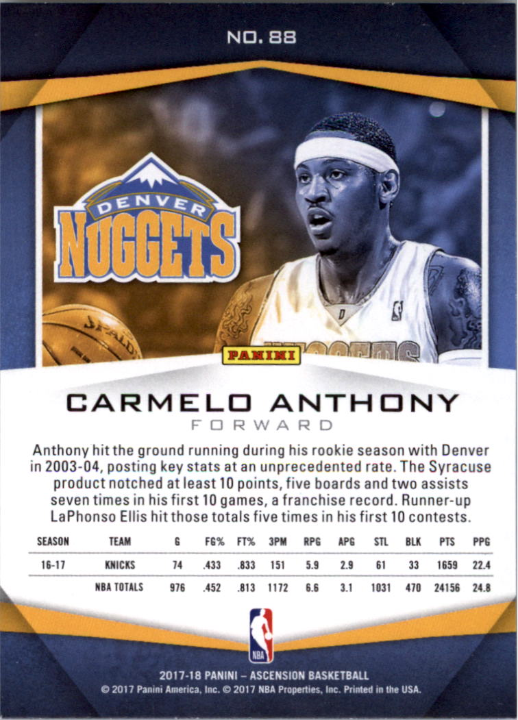 2017-18-Panini-Ascension-Basketball-Card-Pick thumbnail 181