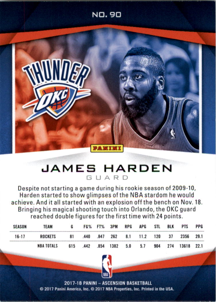 2017-18-Panini-Ascension-Basketball-Card-Pick thumbnail 187