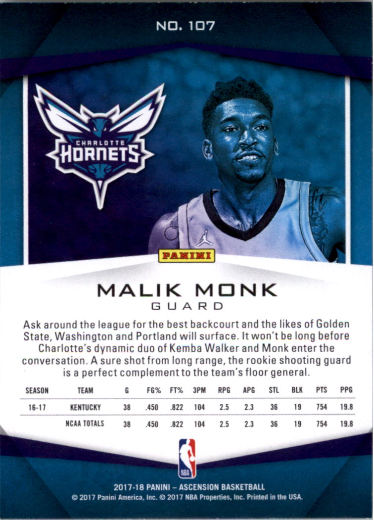 2017-18-Panini-Ascension-Basketball-Card-Pick thumbnail 219