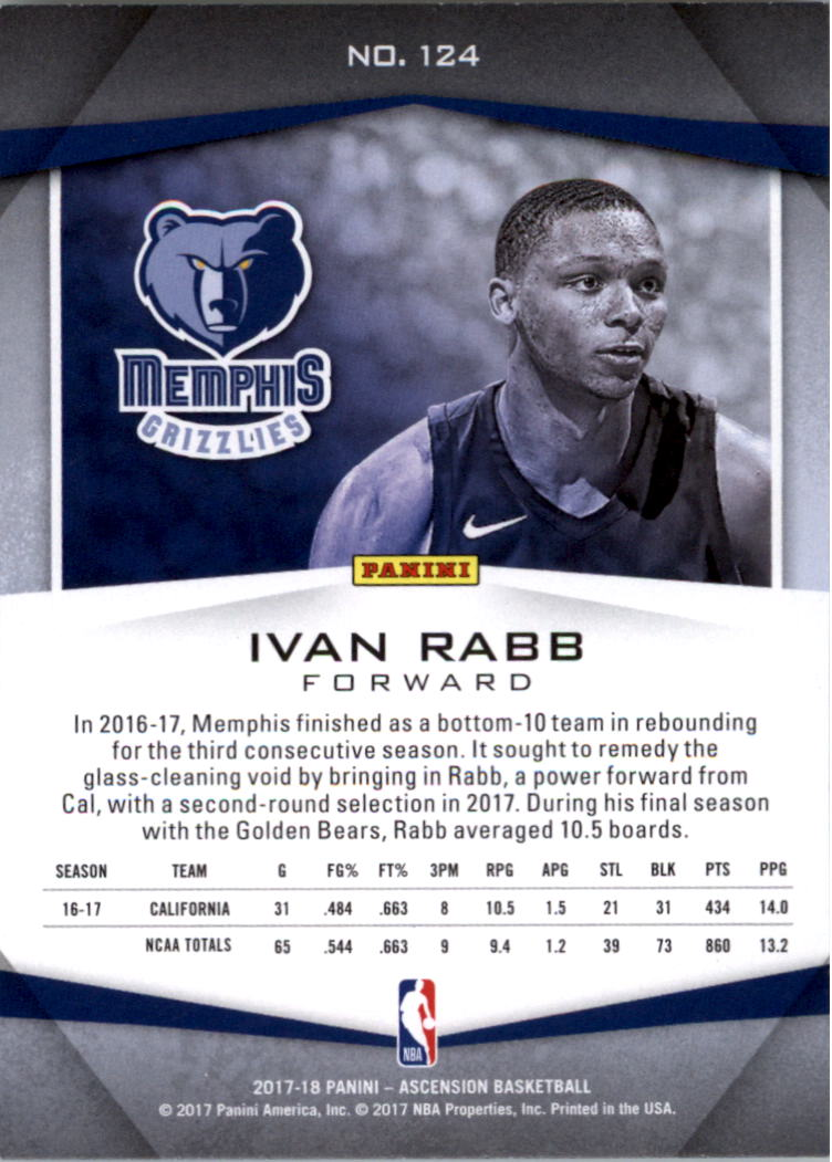 2017-18-Panini-Ascension-Basketball-Card-Pick thumbnail 225