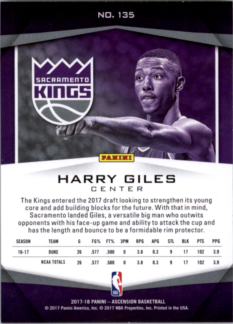 2017-18-Panini-Ascension-Basketball-Card-Pick thumbnail 229