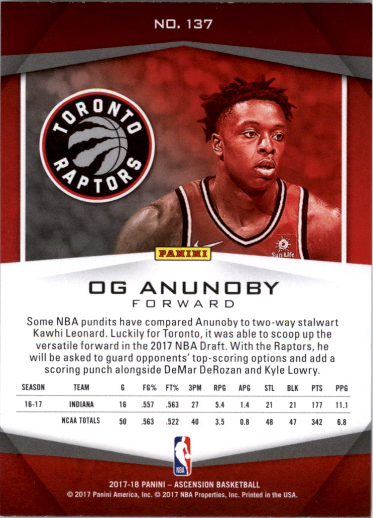 2017-18-Panini-Ascension-Basketball-Card-Pick thumbnail 231