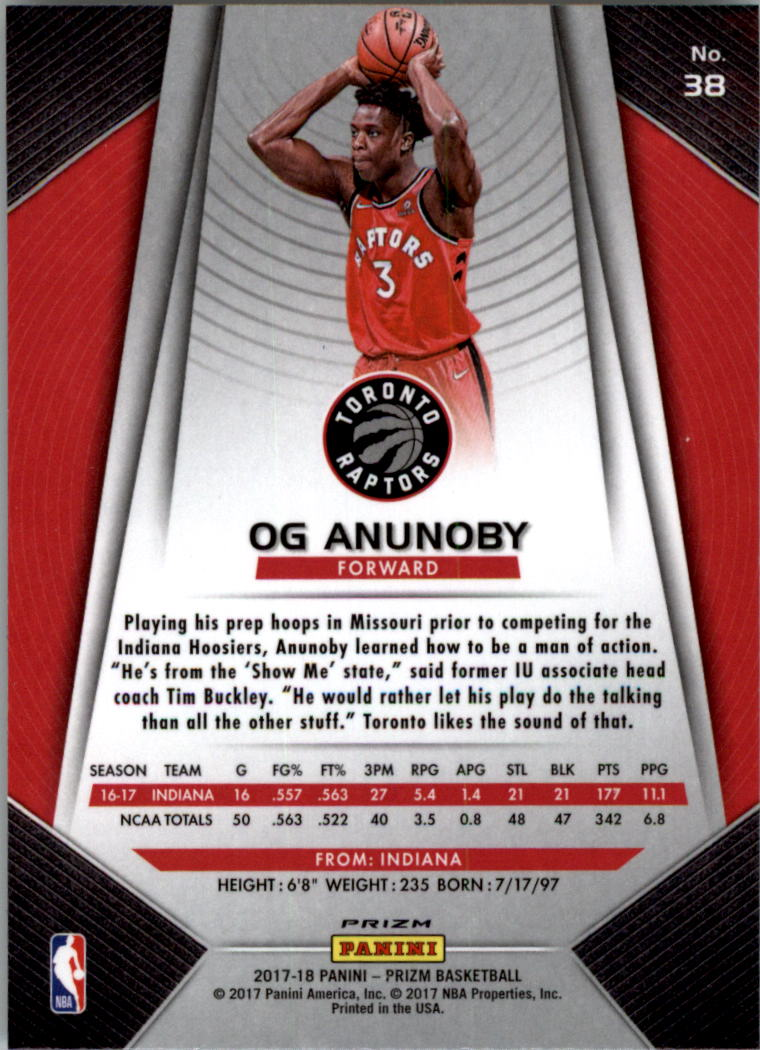 2017-18-Panini-Prizm-Prizms-Red-White-and-Blue-Basketball-Card-Pick thumbnail 19