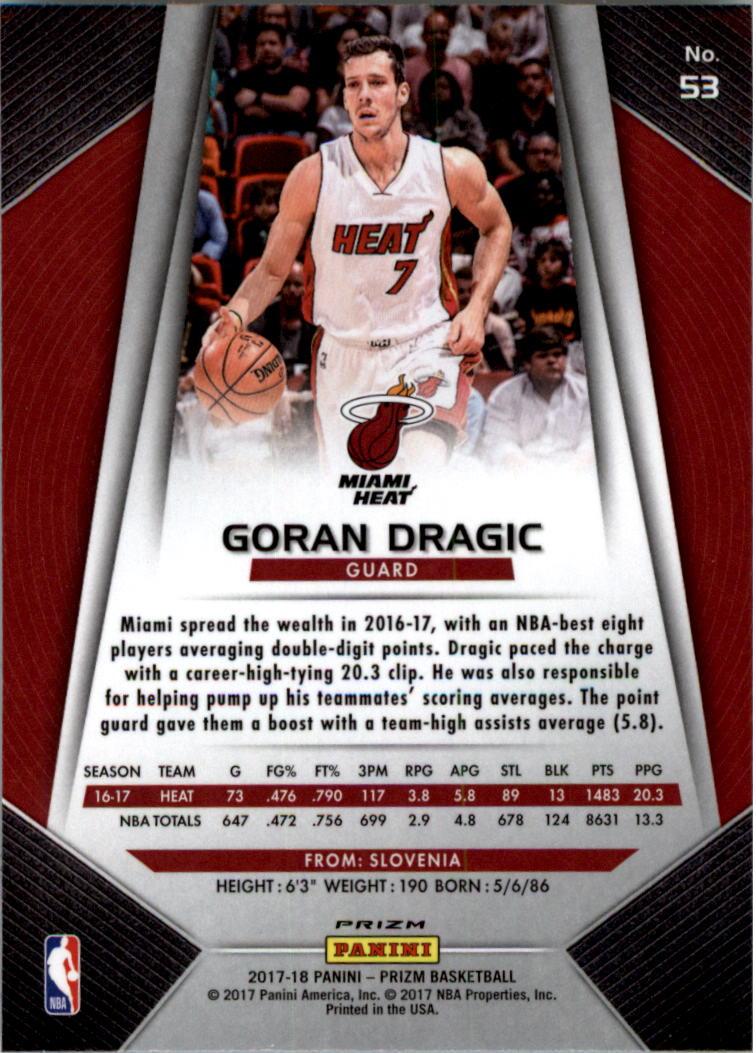 2017-18-Panini-Prizm-Prizms-Red-White-and-Blue-Basketball-Card-Pick thumbnail 27