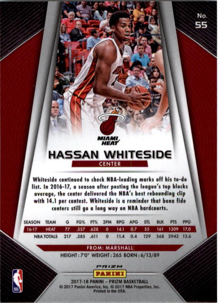 2017-18-Panini-Prizm-Prizms-Red-White-and-Blue-Basketball-Card-Pick thumbnail 29