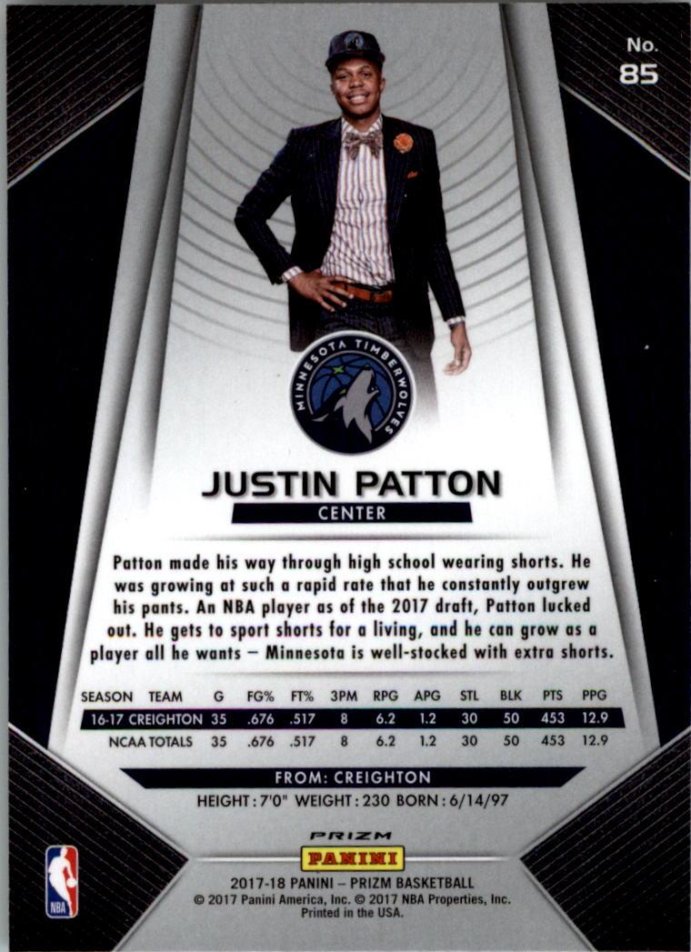 2017-18-Panini-Prizm-Prizms-Red-White-and-Blue-Basketball-Card-Pick thumbnail 47