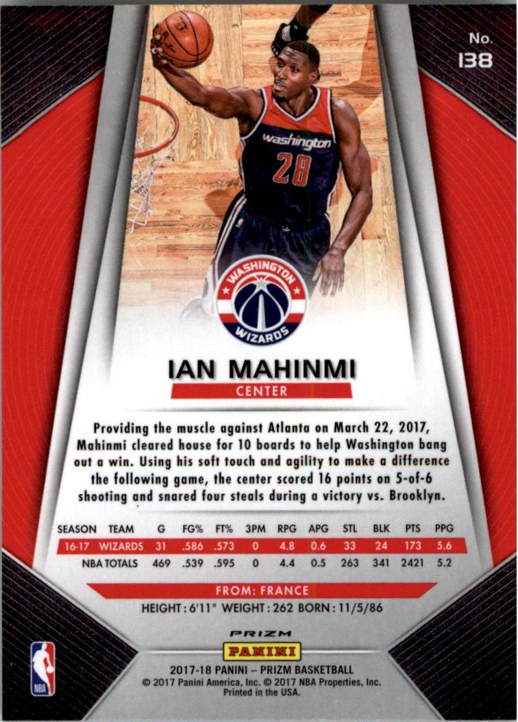 2017-18-Panini-Prizm-Prizms-Red-White-and-Blue-Basketball-Card-Pick thumbnail 77