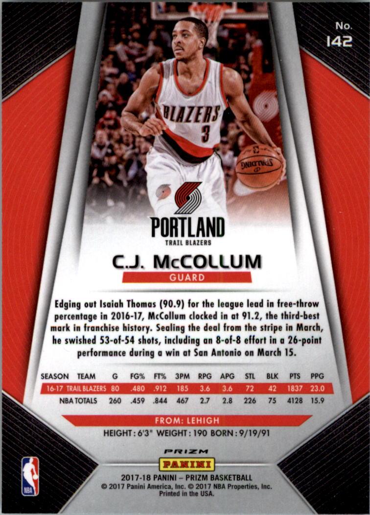 2017-18-Panini-Prizm-Prizms-Red-White-and-Blue-Basketball-Card-Pick thumbnail 79