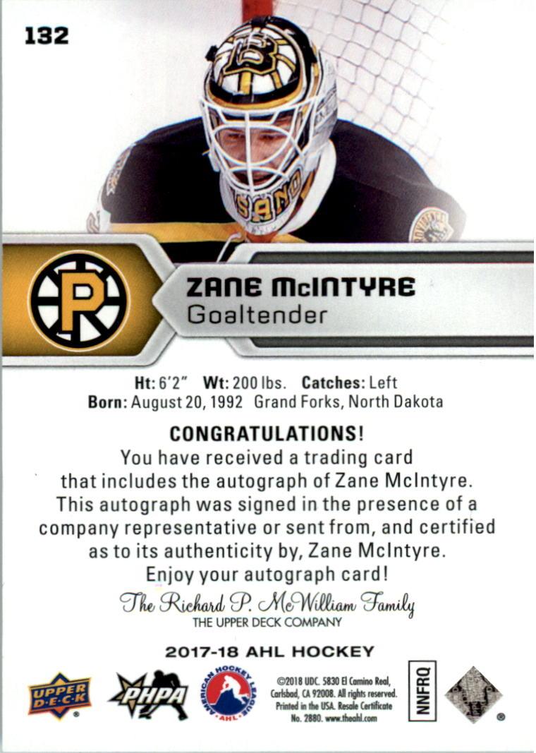 2017-18-Upper-Deck-AHL-Autographs-Hockey-Card-Pick thumbnail 27