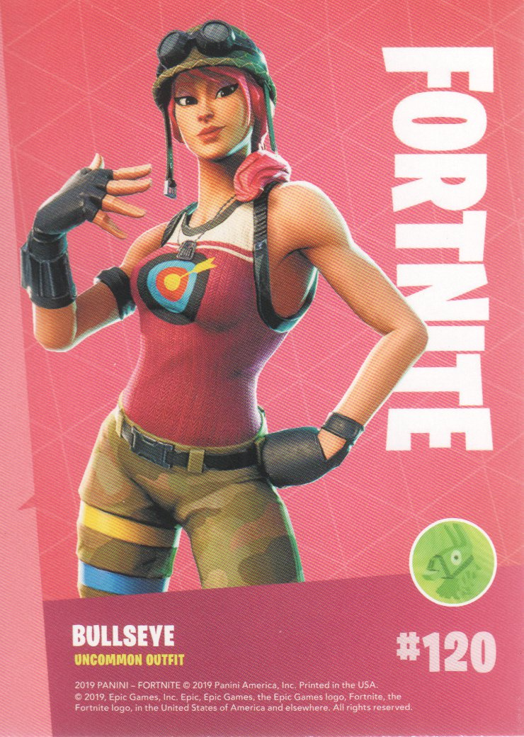 2019-Panini-Fortnite-Series-1-Trading-Cards-Base-Set-Uncommons-Pick-From-List miniature 41