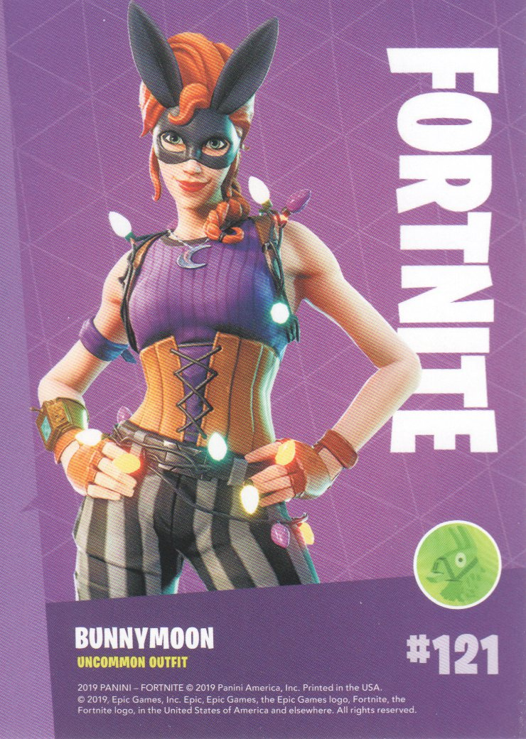 2019-Panini-Fortnite-Series-1-Trading-Cards-Base-Set-Uncommons-Pick-From-List miniature 43