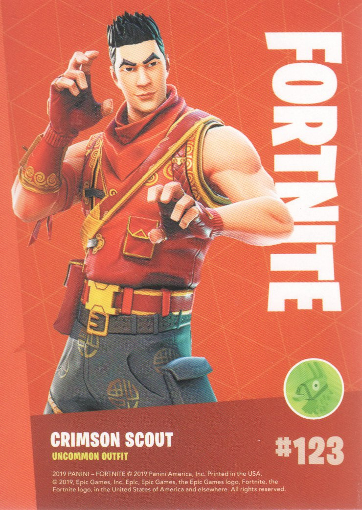 2019-Panini-Fortnite-Series-1-Trading-Cards-Base-Set-Uncommons-Pick-From-List miniature 47