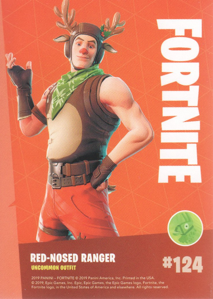 2019-Panini-Fortnite-Series-1-Trading-Cards-Base-Set-Uncommons-Pick-From-List miniature 49