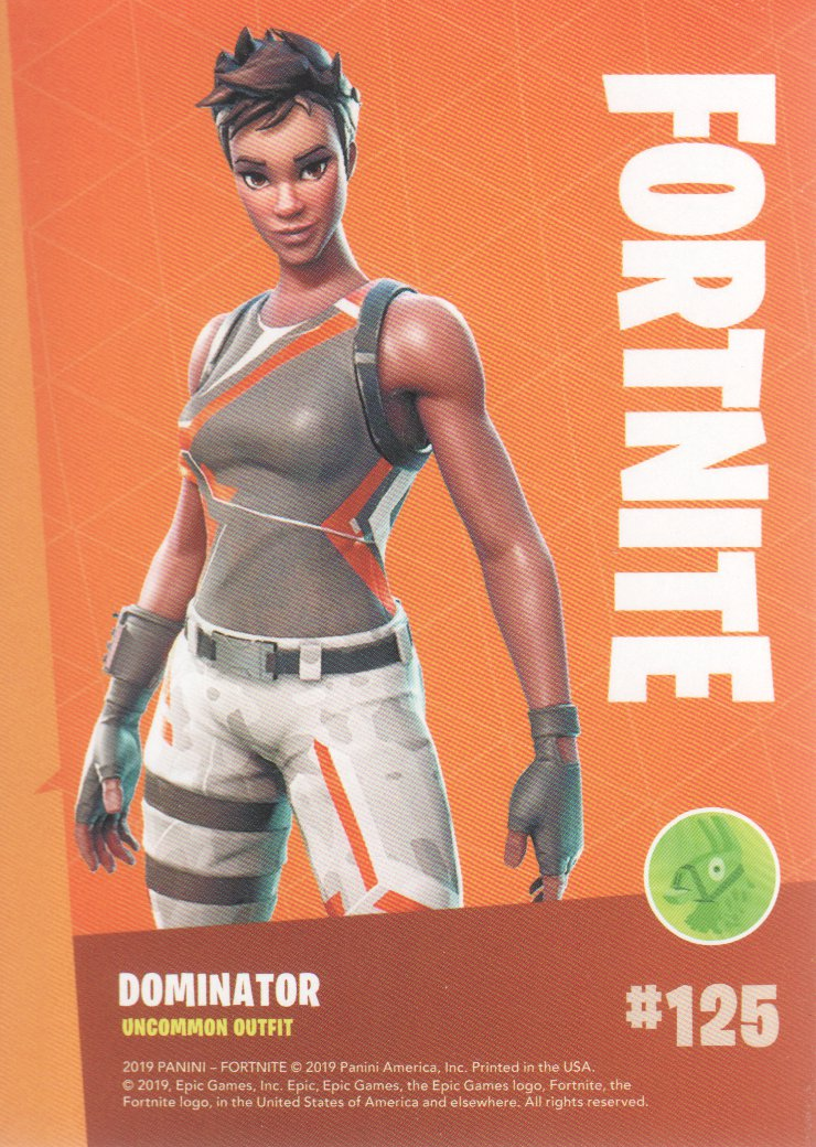 2019-Panini-Fortnite-Series-1-Trading-Cards-Base-Set-Uncommons-Pick-From-List miniature 51