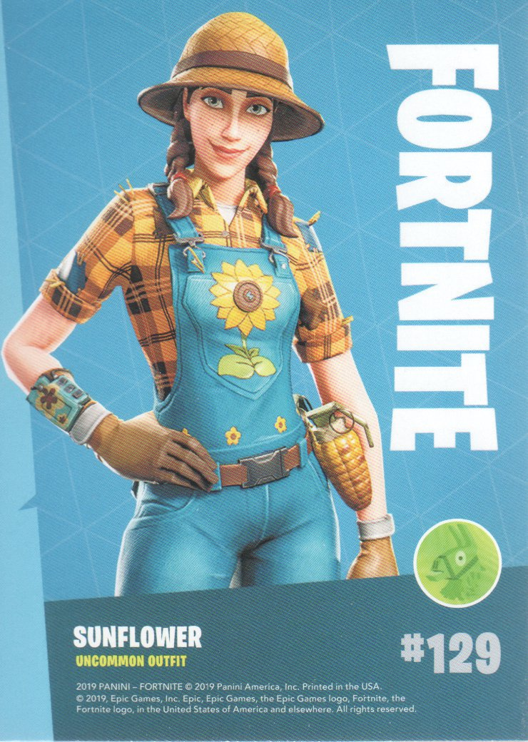 2019-Panini-Fortnite-Series-1-Trading-Cards-Base-Set-Uncommons-Pick-From-List miniature 59