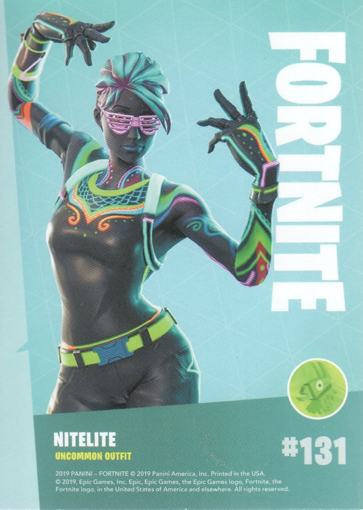 2019-Panini-Fortnite-Series-1-Trading-Cards-Base-Set-Uncommons-Pick-From-List miniature 63