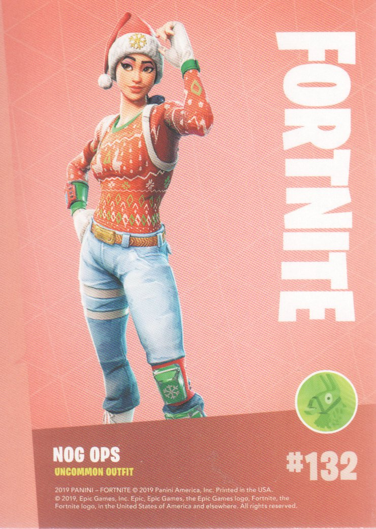 2019-Panini-Fortnite-Series-1-Trading-Cards-Base-Set-Uncommons-Pick-From-List miniature 65