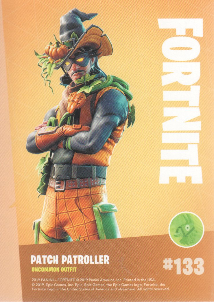 2019-Panini-Fortnite-Series-1-Trading-Cards-Base-Set-Uncommons-Pick-From-List miniature 67