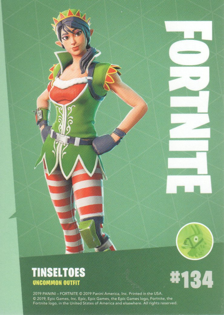 2019-Panini-Fortnite-Series-1-Trading-Cards-Base-Set-Uncommons-Pick-From-List miniature 69