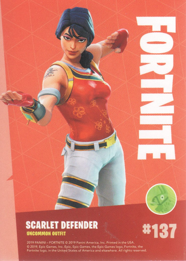 2019-Panini-Fortnite-Series-1-Trading-Cards-Base-Set-Uncommons-Pick-From-List miniature 75