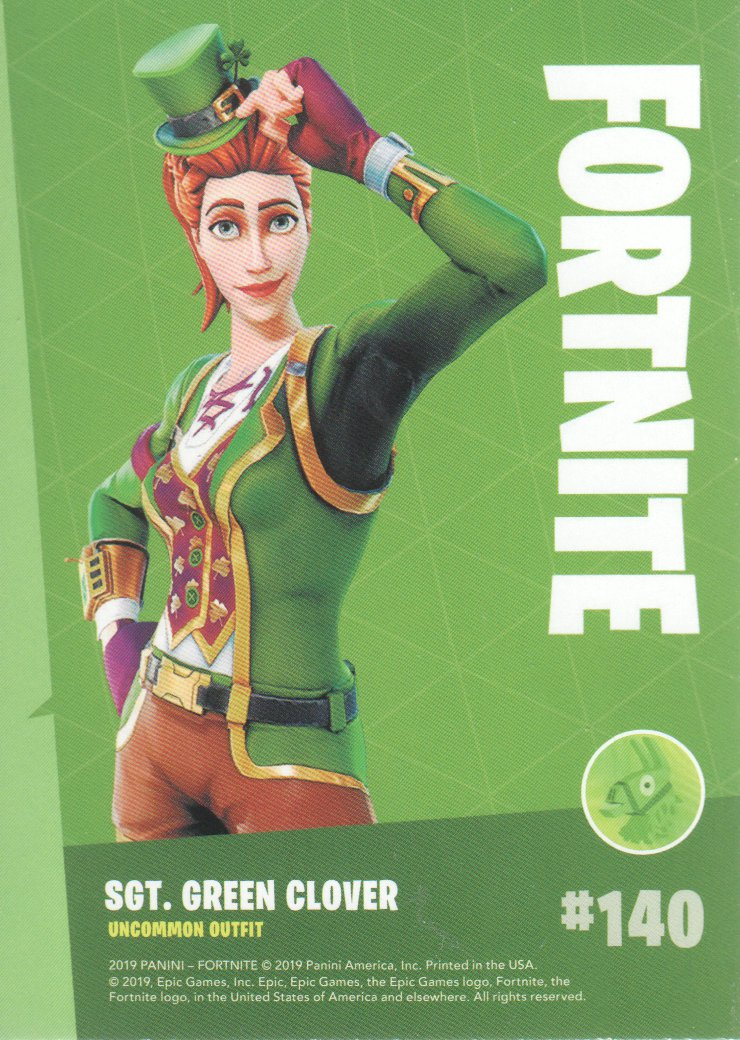 2019-Panini-Fortnite-Series-1-Trading-Cards-Base-Set-Uncommons-Pick-From-List miniature 81