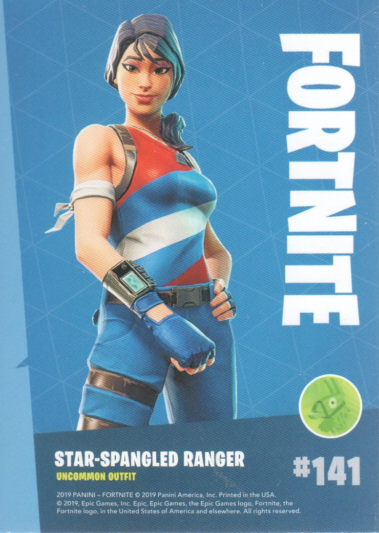 2019-Panini-Fortnite-Series-1-Trading-Cards-Base-Set-Uncommons-Pick-From-List miniature 83