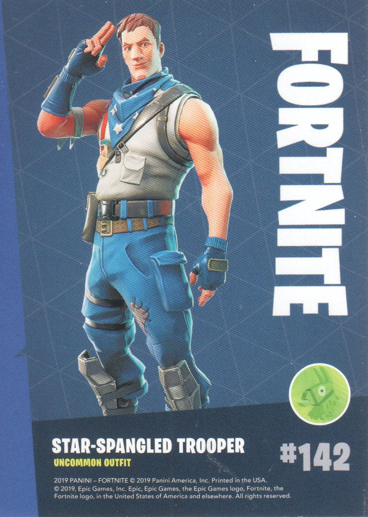 2019-Panini-Fortnite-Series-1-Trading-Cards-Base-Set-Uncommons-Pick-From-List miniature 85