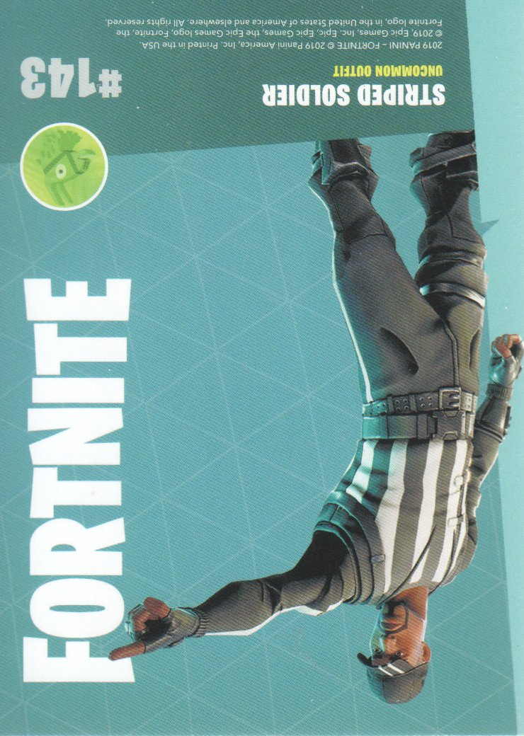 2019-Panini-Fortnite-Series-1-Trading-Cards-Base-Set-Uncommons-Pick-From-List miniature 87