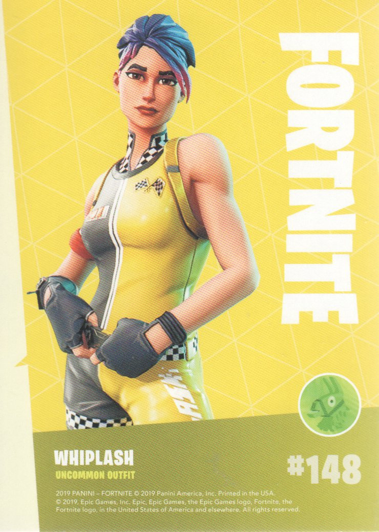 2019-Panini-Fortnite-Series-1-Trading-Cards-Base-Set-Uncommons-Pick-From-List miniature 97