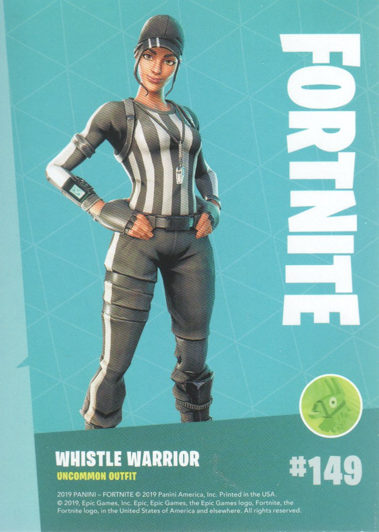 2019-Panini-Fortnite-Series-1-Trading-Cards-Base-Set-Uncommons-Pick-From-List miniature 99