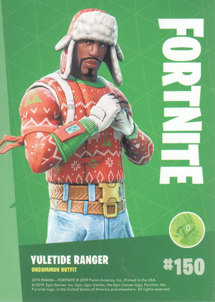 2019-Panini-Fortnite-Series-1-Trading-Cards-Base-Set-Uncommons-Pick-From-List miniature 101