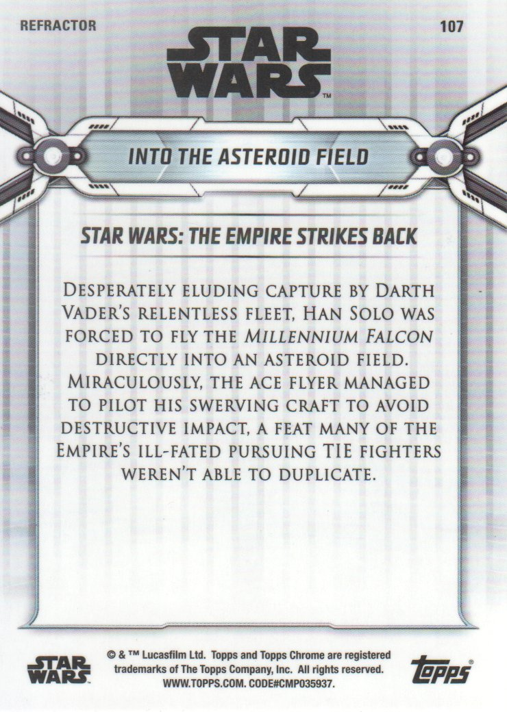 2019-Star-Wars-Chrome-Legacy-Parallels-Trading-Cards-Pick-From-List miniature 121