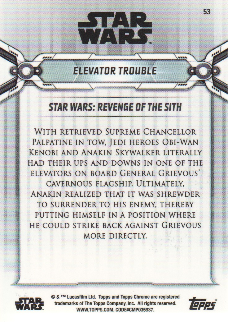 2019-Star-Wars-Chrome-Legacy-Parallels-Trading-Cards-Pick-From-List miniature 7