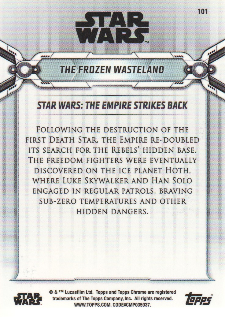 2019-Star-Wars-Chrome-Legacy-Parallels-Trading-Cards-Pick-From-List miniature 13
