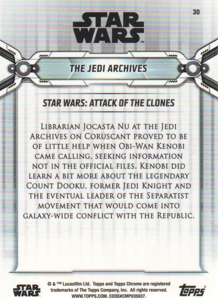2019-Star-Wars-Chrome-Legacy-Parallels-Trading-Cards-Pick-From-List miniature 31