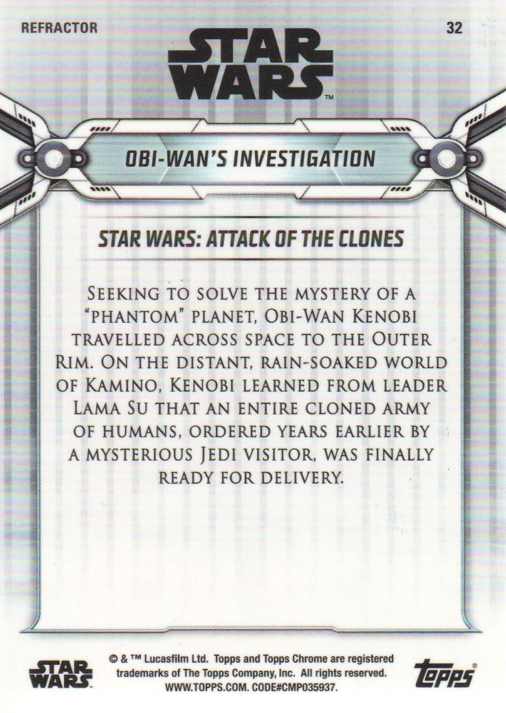 2019-Star-Wars-Chrome-Legacy-Parallels-Trading-Cards-Pick-From-List miniature 67