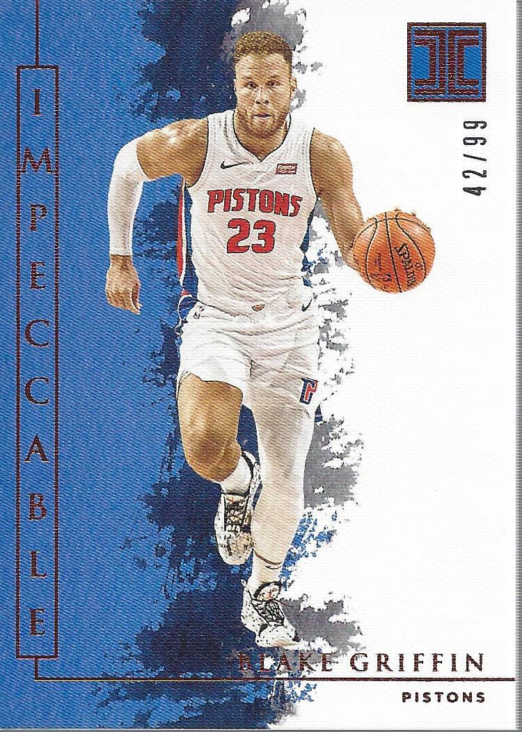 thumbnail 4 - 2019-20 Panini Impeccable Basketball Card Pick