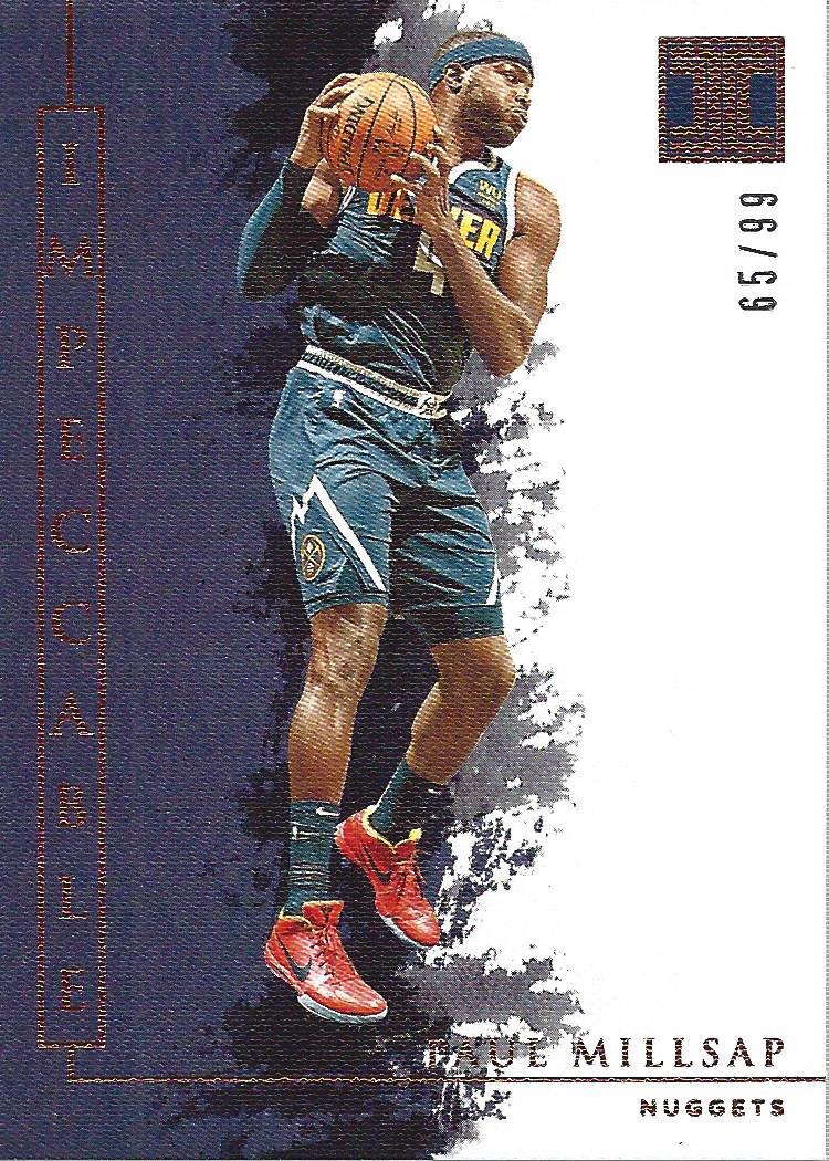 thumbnail 6 - 2019-20 Panini Impeccable Basketball Card Pick
