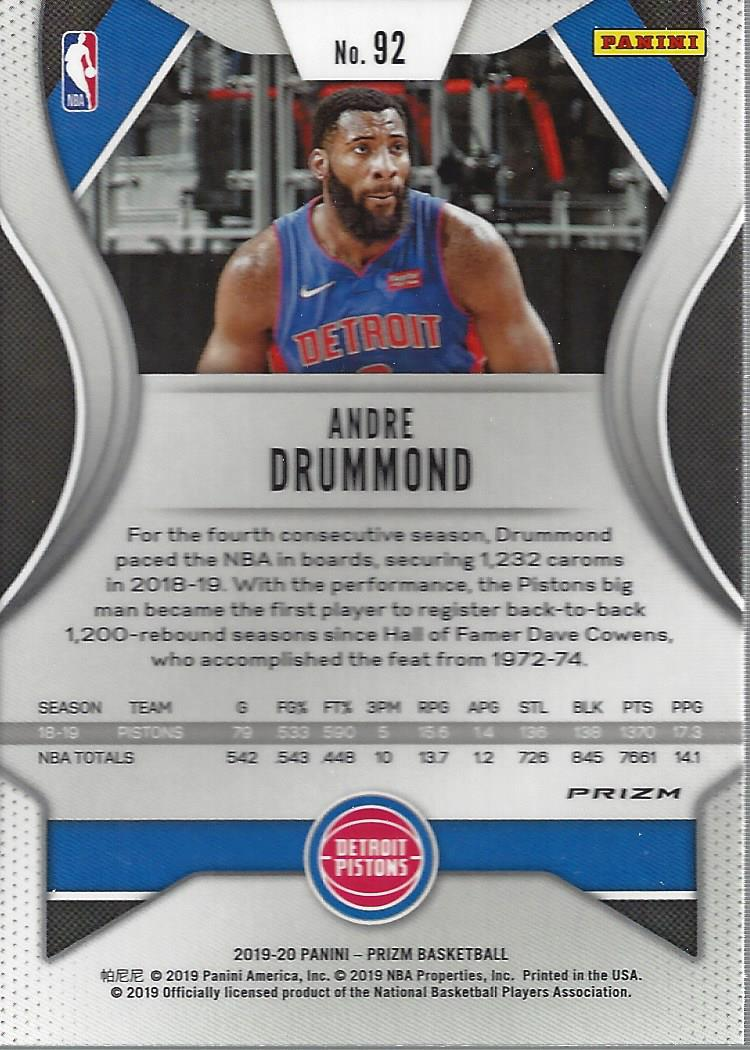 thumbnail 75 - 2019-20 Panini Prizm Prizms Red White and Blue Basketball Card Pick