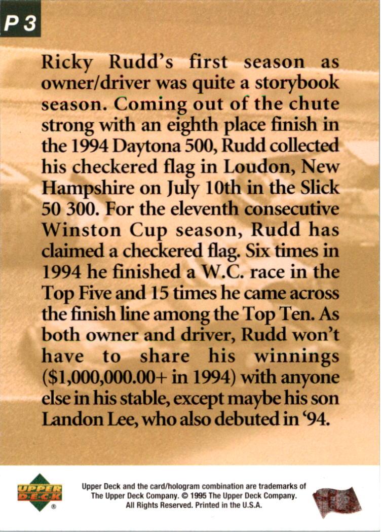 1995-Upper-Deck-Predictor-Race-Winners-Prizes-Racing-Card-Pick thumbnail 7