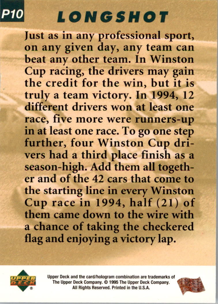 1995-Upper-Deck-Predictor-Race-Winners-Prizes-Racing-Card-Pick thumbnail 21