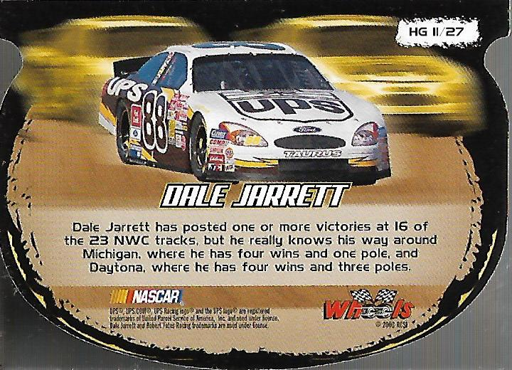 2003-Wheels-High-Gear-Racing-Insert-Card-Pick thumbnail 40