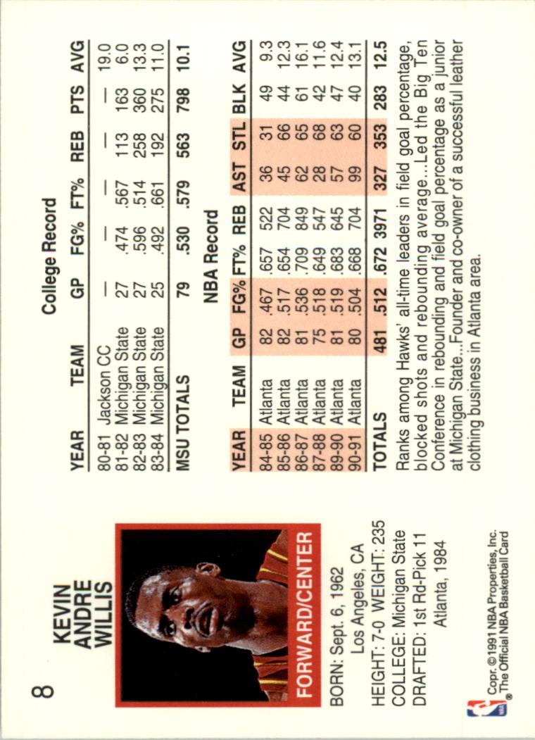thumbnail 15 - 1991-92 Hoops Basketball Card Pick 1-250