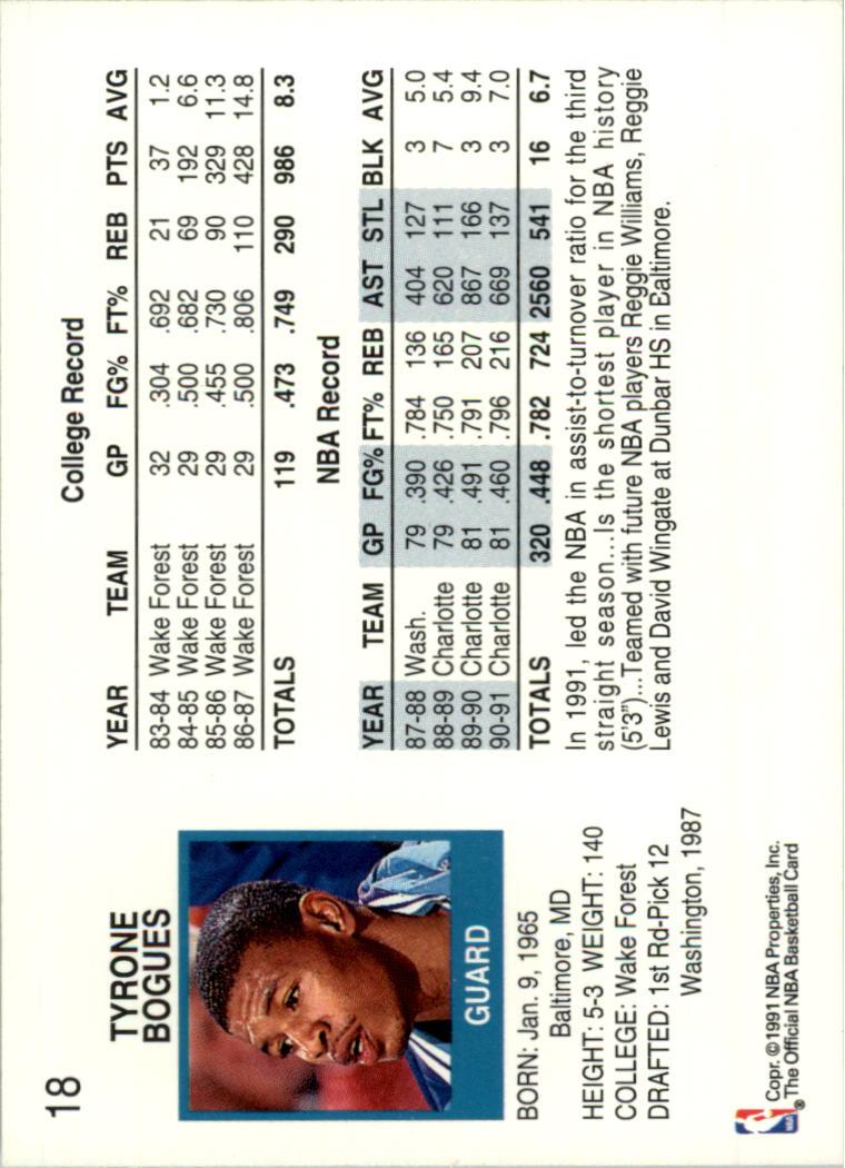 thumbnail 35 - 1991-92 Hoops Basketball Card Pick 1-250