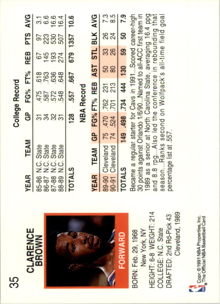 thumbnail 65 - 1991-92 Hoops Basketball Card Pick 1-250