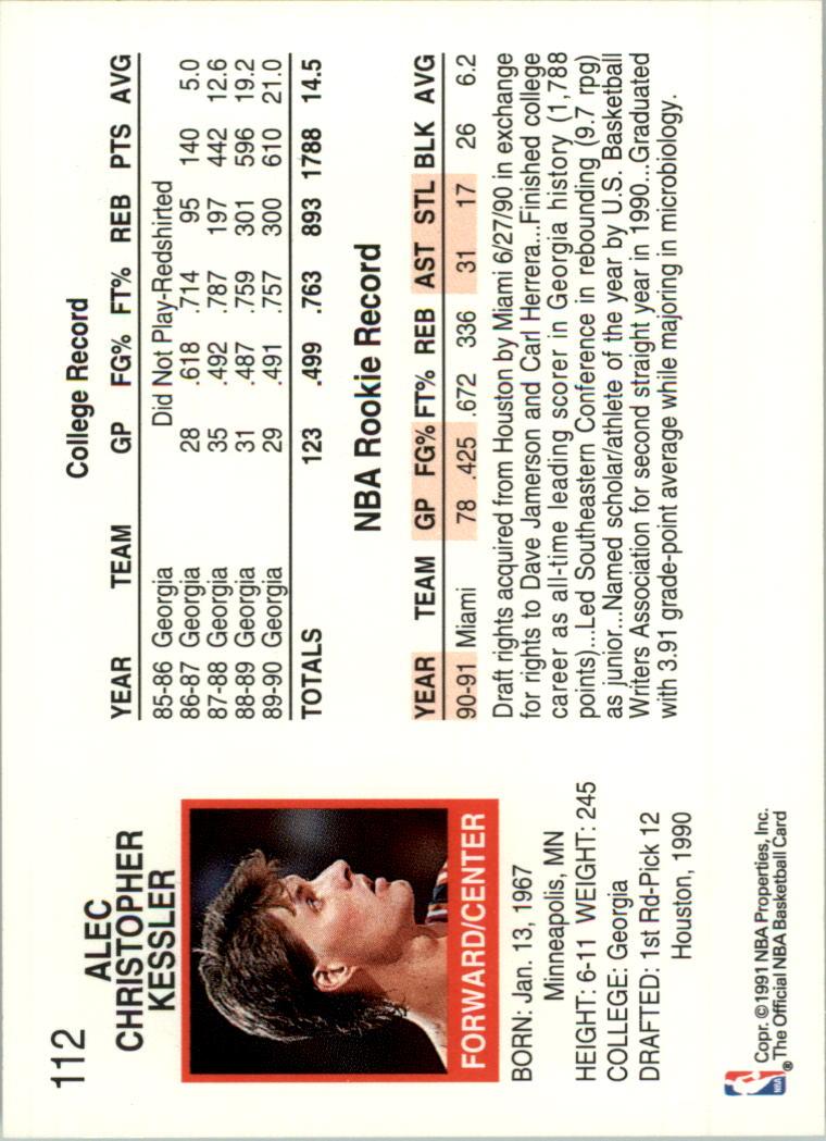 thumbnail 209 - 1991-92 Hoops Basketball Card Pick 1-250