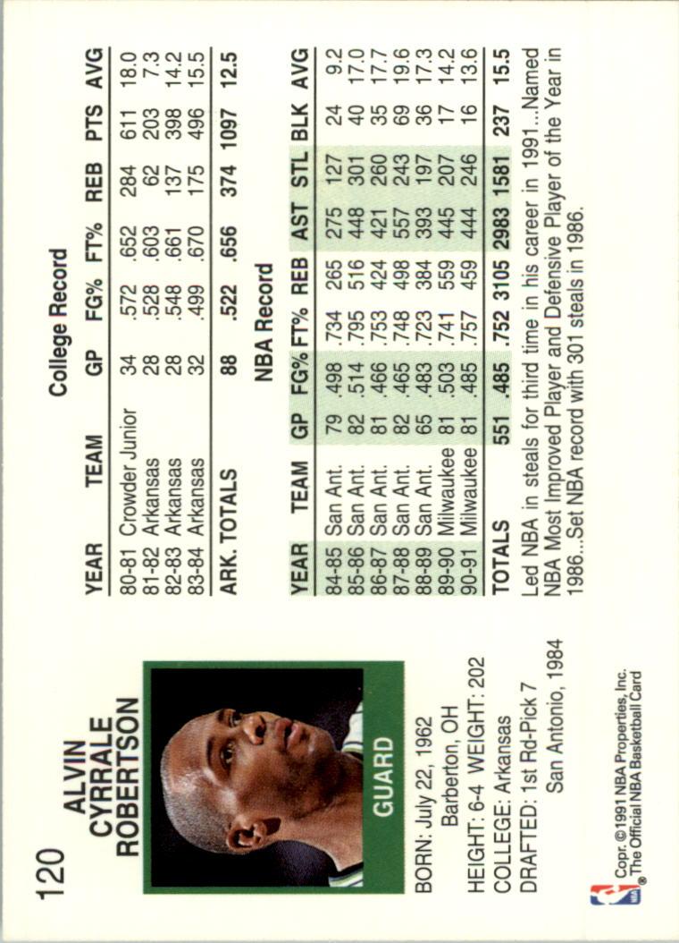 thumbnail 225 - 1991-92 Hoops Basketball Card Pick 1-250