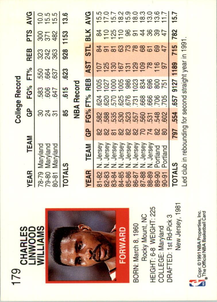thumbnail 337 - 1991-92 Hoops Basketball Card Pick 1-250