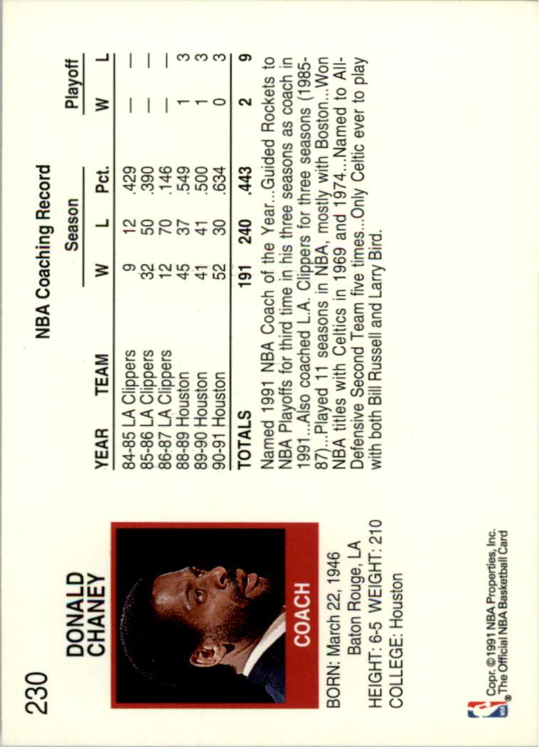 thumbnail 434 - 1991-92 Hoops Basketball Card Pick 1-250