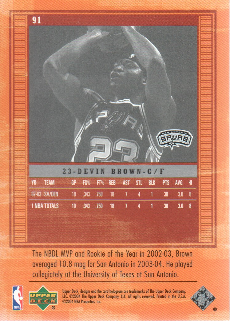 2003-04-Upper-Deck-Legends-Basketball-Cards-Pick-From-List thumbnail 181